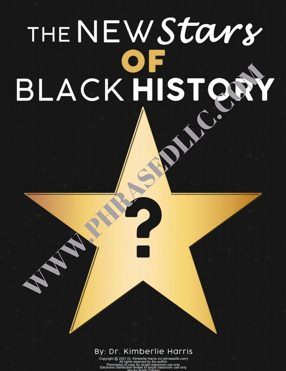 A unique black history lesson for kids that lets them help to decide what the future of Black History and Black History Month should look like.