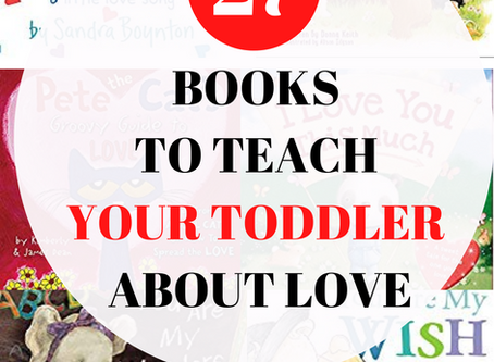27 of the Best Valentine Books for Toddlers