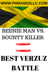 Beenie Man and Bounty Killer had the best verzuz battle so far and here are 7 reasons why.