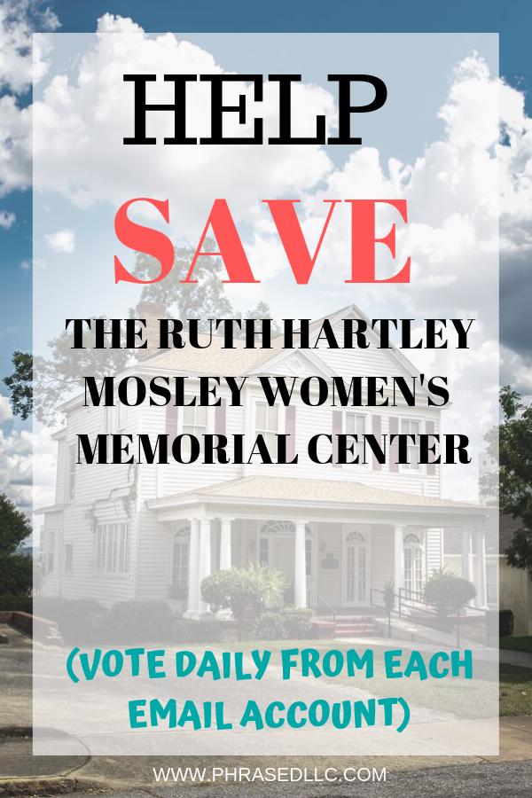 Save the RHM Center