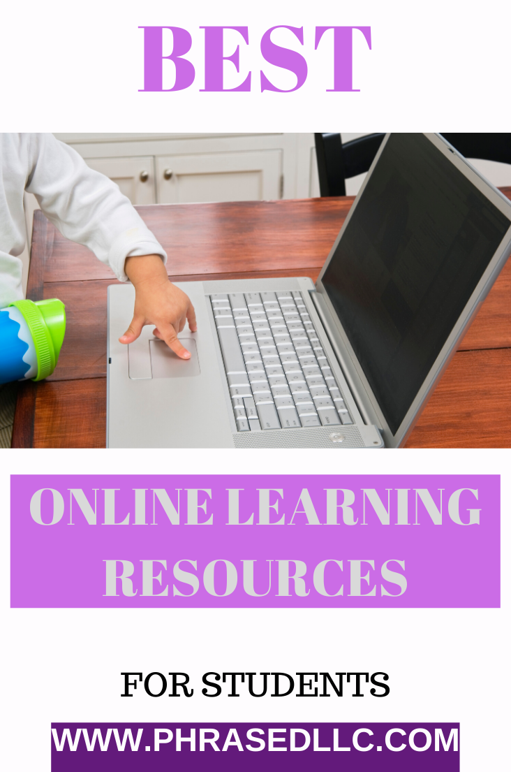Best Online Learning resources and sites for students to practice and master skills