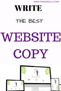 Useful tips and ideas to create your website copy