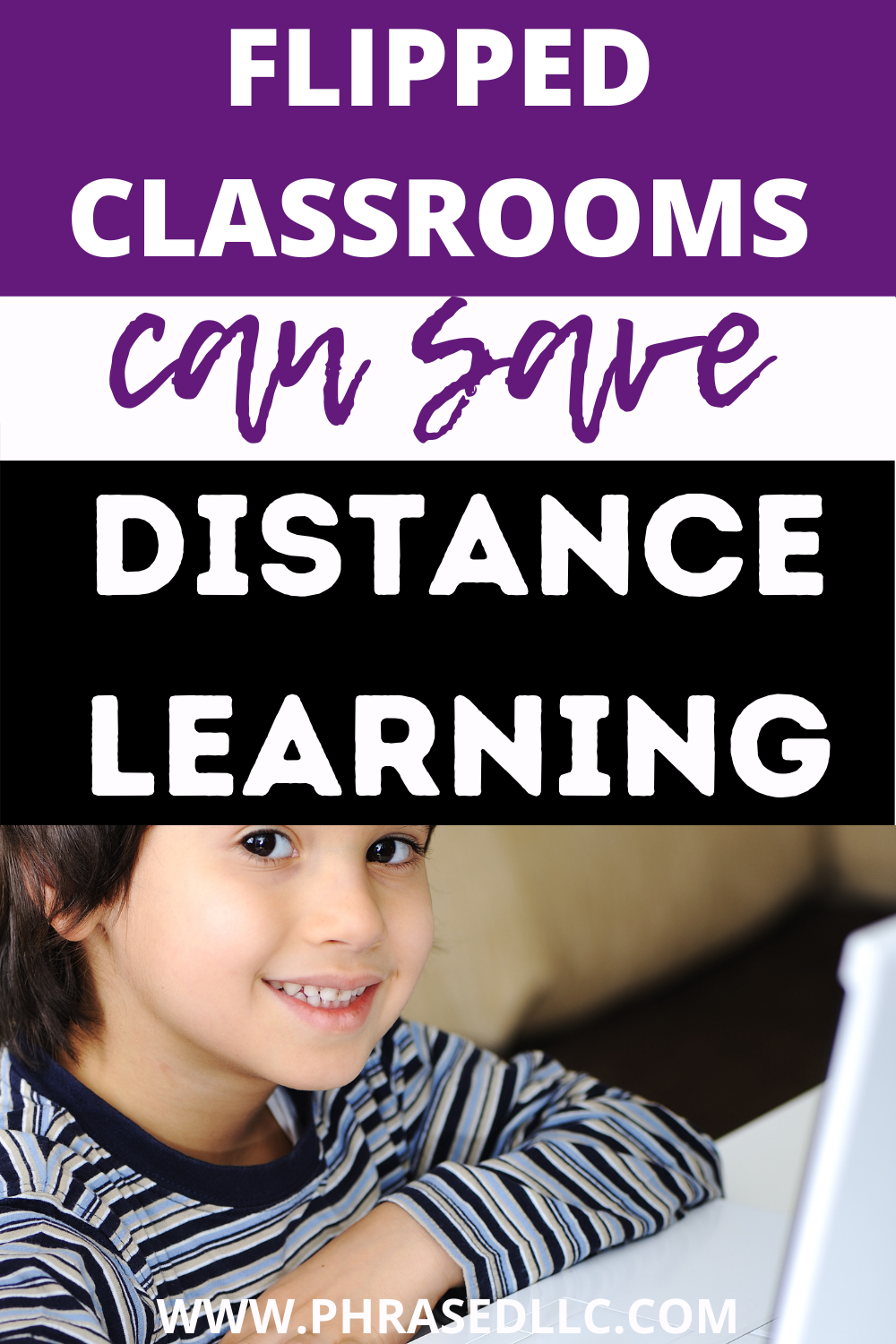 Distance learning is in trouble in our current pandemic, but flipped classrooms can save us all.