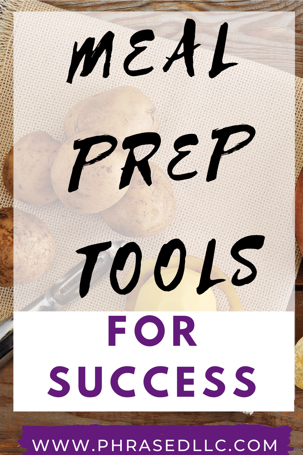 Meal Prep Tools for Success in your meal prep lifestyle and kitchen.