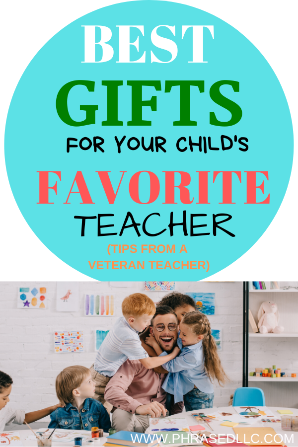 Teacher gift list that they actually want. Perfect for teacher gift appreciation, Thanksgiving, Christmas and for the end of the year.