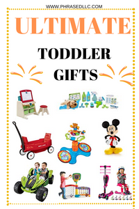 Find the toddler gifts that they will love and cherish
