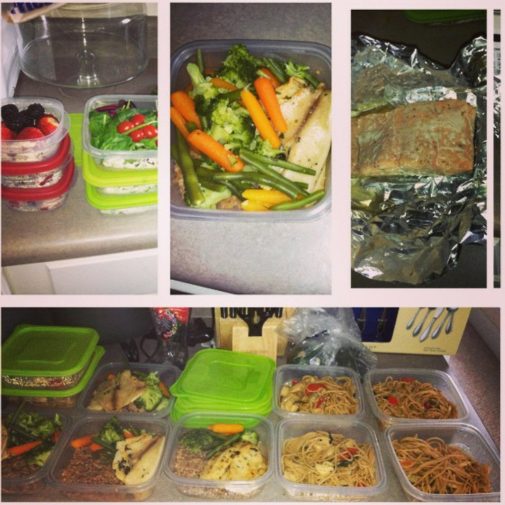 Meal prep recipes that show my meal prep lifestyle which has been in place since March 10, 2013.