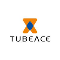 TUBE ACE ロゴデザイン