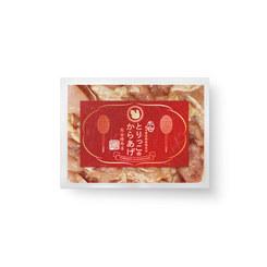 熊谷精肉店 とりっこのからあげ パッケージ