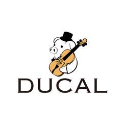 DUCAL ロゴデザイン
