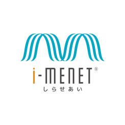I-MENET ロゴデザイン