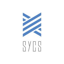 SYCS ロゴデザイン