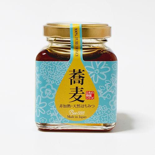 日本の蜂蜜シリーズ【蕎麦】100g瓶タイプ