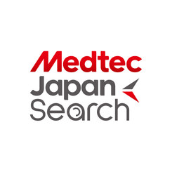 Medtec Japan Search ロゴデザイン