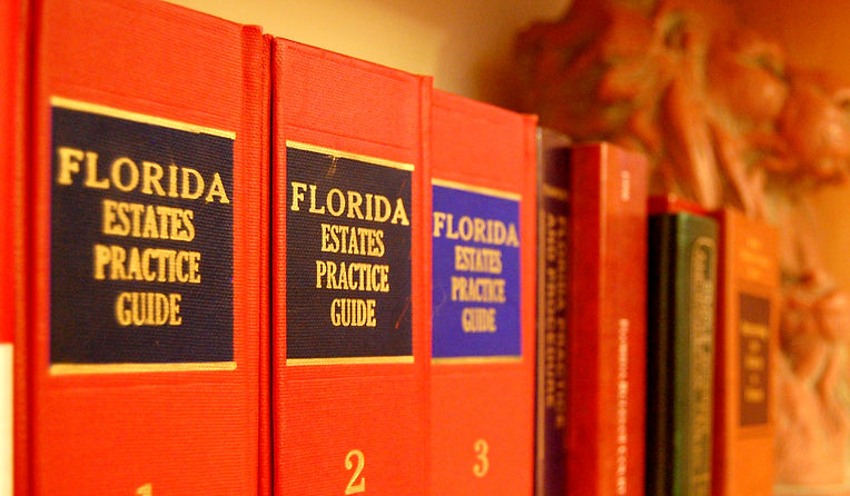 Florida Estate Planning Books