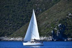 Jachting Chorvatsko