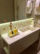 Banheiros com o requinte UNIMAR