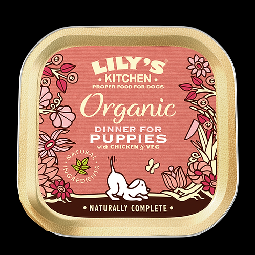 Lilys Kitchen Organic Puppy Food
