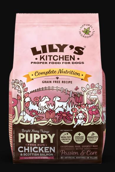Lilys Kitchen Puppy Trial Bundle