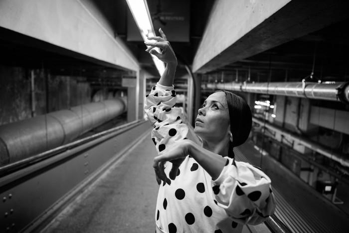 Olga Pericet hace su cuerpo infinito en los Teatros del Canal