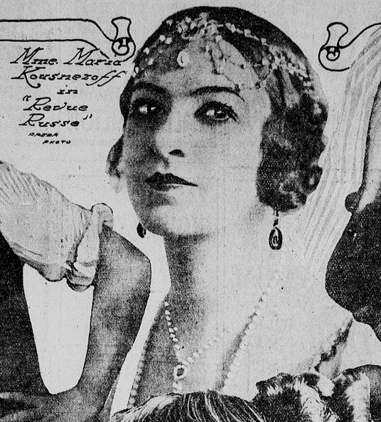 María Kousnezova, una rusa con alma española