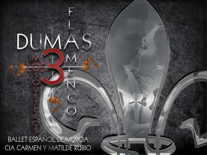 Dumas Flamenco: Los tres mosqueteros