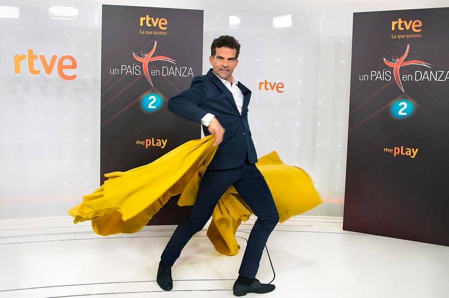 """La danza llega a RTVE con """"Un país en Danza"""""""