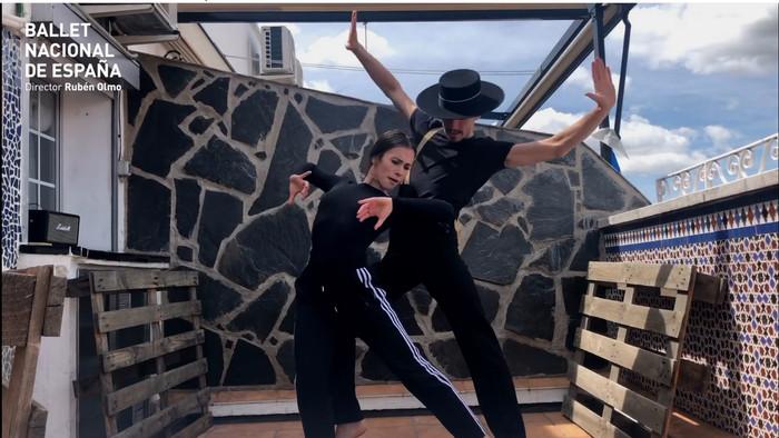 Mensaje del Ballet Nacional de España en el Día Internacional de la Danza