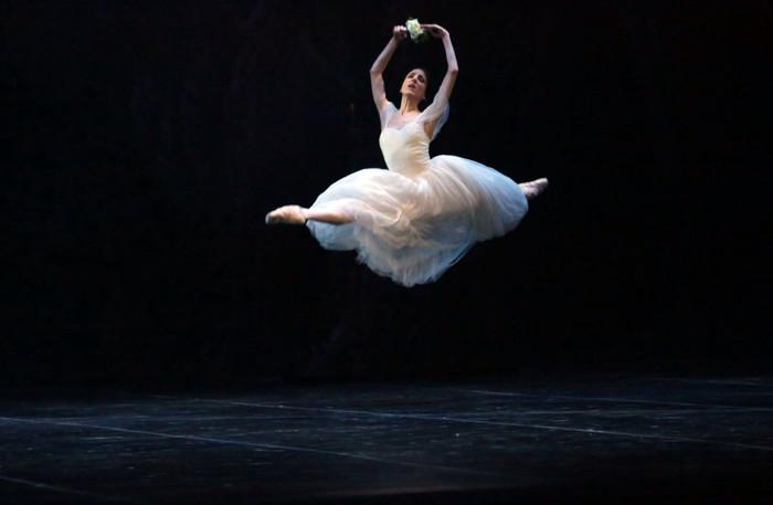 Bailarines de la Scala de Milán en la Gala Valencia Somos Arte