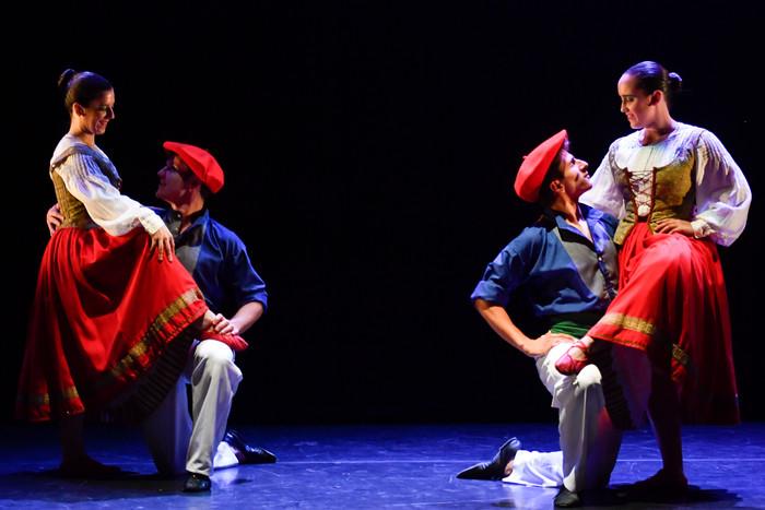 La Compañía de Danza Kresala cumple 50 años (1968-2018)