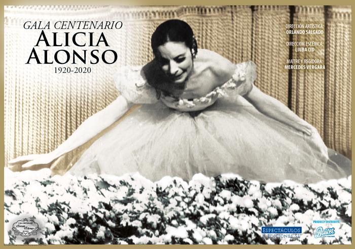 Publicación de Diálogos con la Danza, homenaje a Alicia Alonso por Ediciones Cumbres