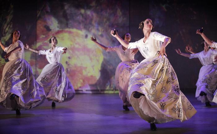 """Éxito del ballet """"Sorolla"""" en el Teatro Real"""