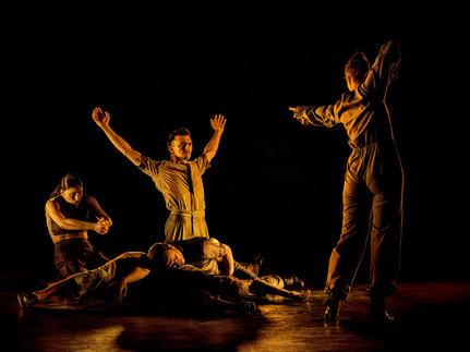 El acto poético de Daniel Doña sobre la libertad en los Teatros del Canal