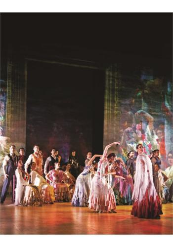 Conmemora con el BNE el Día Internacional de la Danza