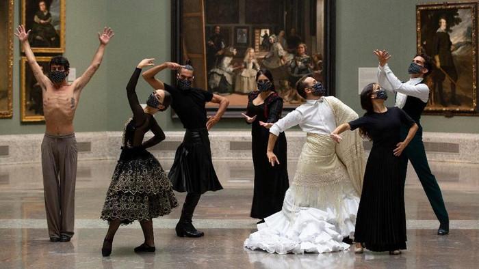 Danza española en el Museo del Prado