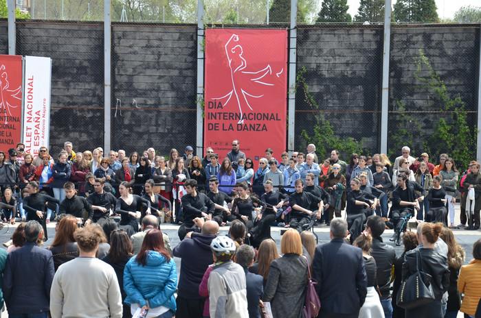 El BNE celebra el Día Internacional de la Danza