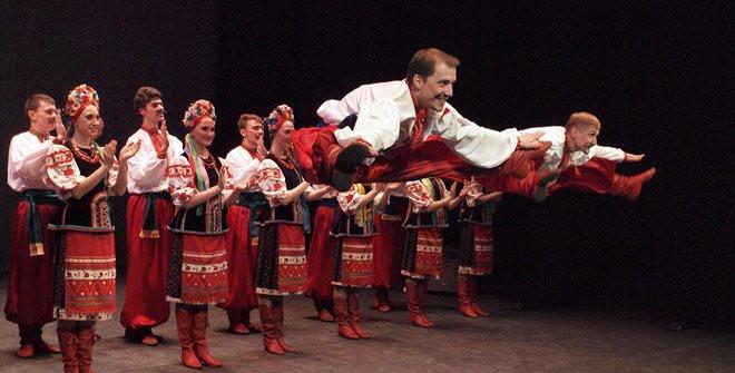 Fascinación cosaca