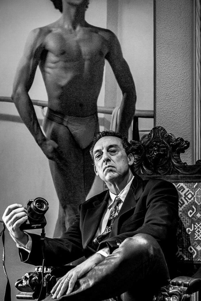 Cuestionario Proust con... Tino Morán
