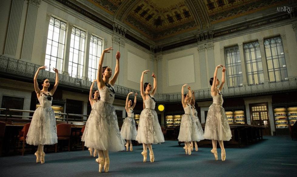 """""""Hasta el alba"""" un documental sobre la Giselle de la CND"""