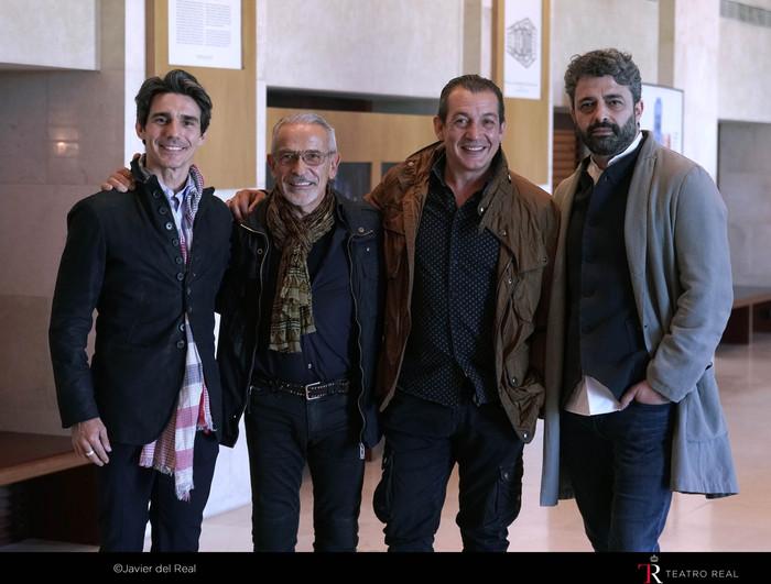 El Real celebra el Día Internacional de la Danza con Víctor Ullate