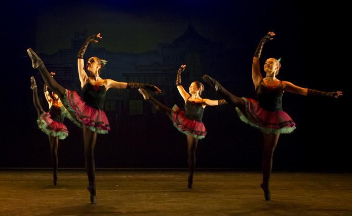 """Joven Ballet Impulsa en la gala """"Diez años en Danza"""""""