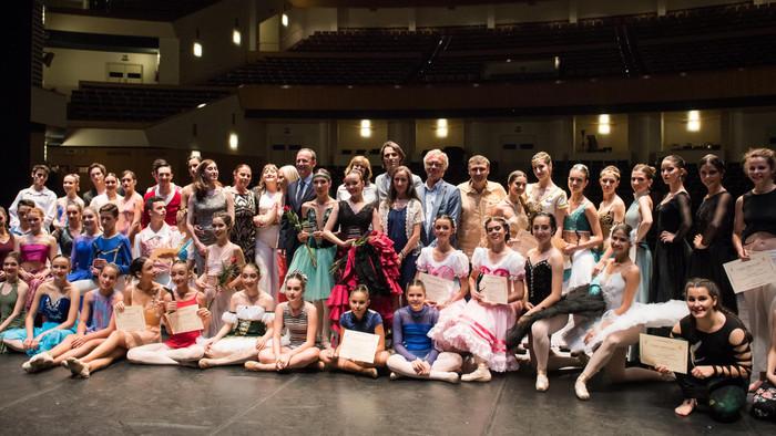 IX Premios Tiempo de Danza