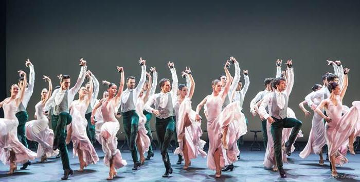 El BNE sale a la calle para celebrar el Día Internacional de la Danza