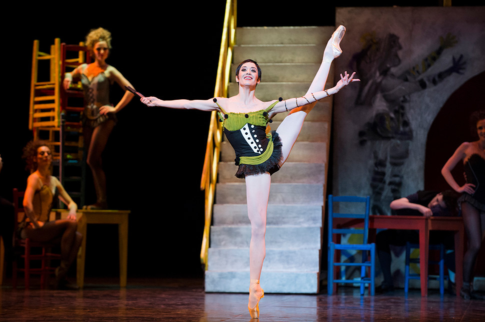 Entrevista a Ludmila Pagliero (2): una étoile argentina en la Ópera de París