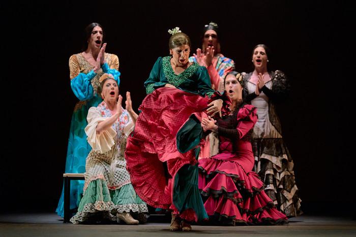 Israel Galván y Manuel Liñán cierran el año en los Teatros del Canal