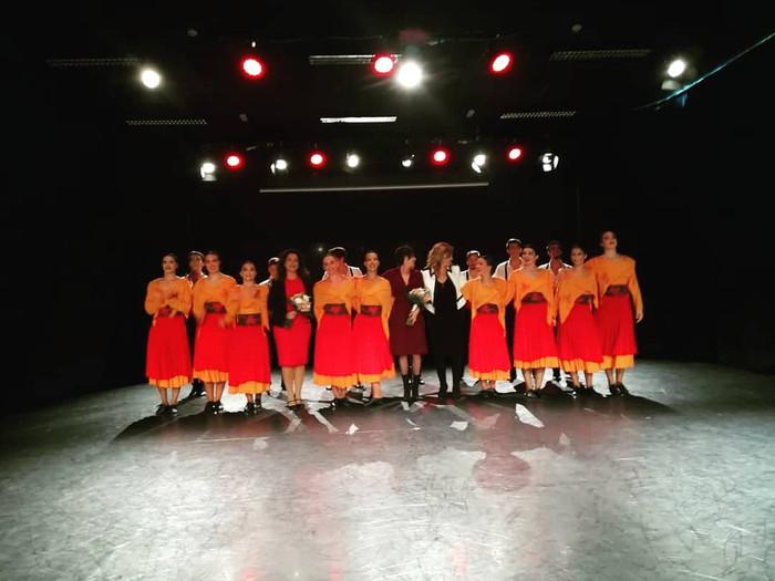 Acto de Apertura del curso en el Real Conservatorio Profesional de Danza Mariemma