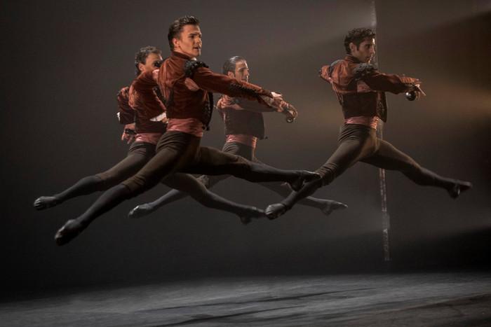 Dos estrenos del Ballet Nacional de España. Temporada 20/21