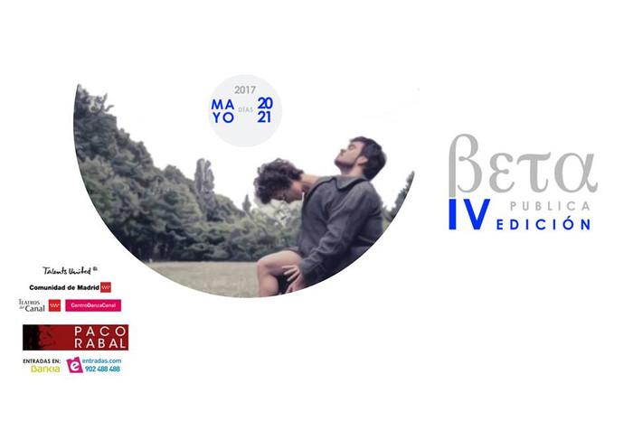 Beta Pública: IV Edición de Muestra Coreográfica