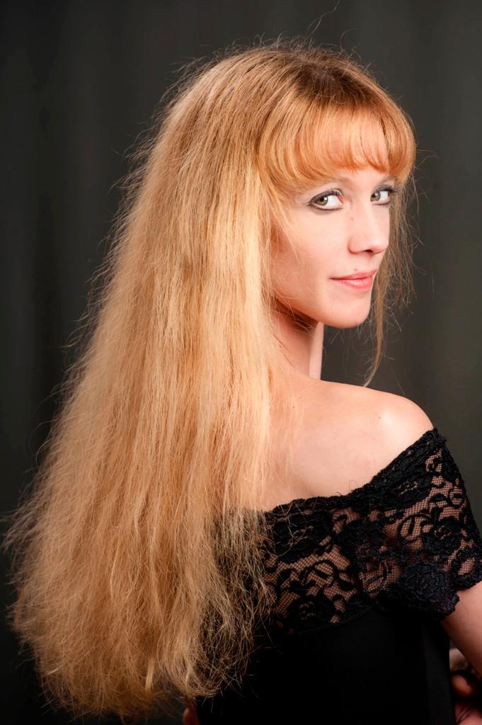 Alicia Amatrain en el Teatro Victoria Eugenia