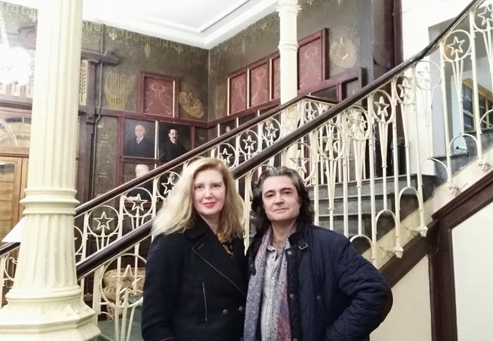 Conversaciones desde el Ateneo. Entrevista a Joaquín Albaicín